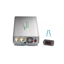 SI-1700AK max 2500W  (입력DC12V/2500W) 차량용,인버터,국산,정품,DARDA,DC12V,DC24V, 220V,자동차용,캠핑,선거,차량용,선박용,용,계단파,정현파,트랜스,도란스,변압기,전기,전압,장치,기계