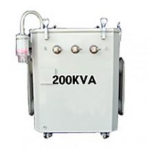 유입식 정격용량 200KVA (단권형)