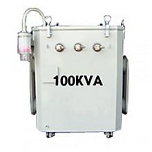 유입식 정격용량 100KVA (단권형)
