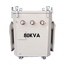 유입식 정격용량 80KVA (단권형)