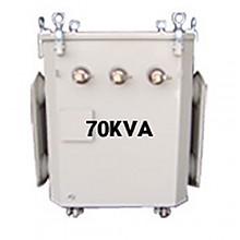 유입식 정격용량 70KVA (단권형)