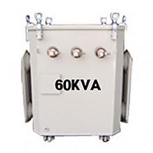유입식 정격용량 60KVA (단권형)