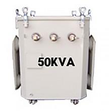 유입식 정격용량 50KVA (단권형)